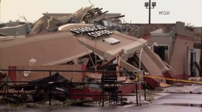 A Message from Chip – K9MIT about the Kokomo, Indiana Tornado